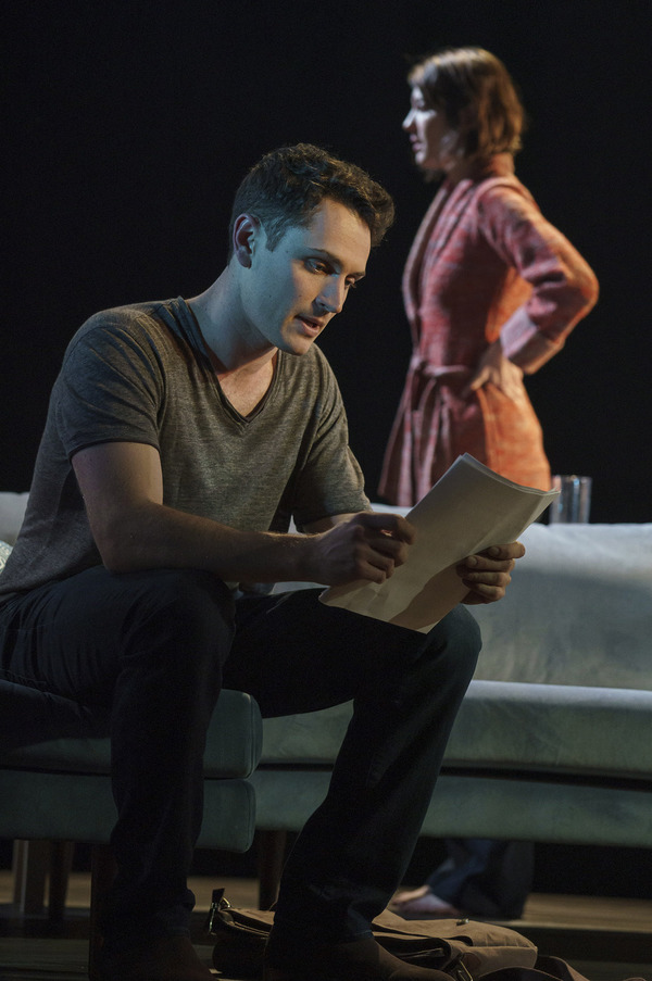 Photo Flash: First Look at DYING CITY